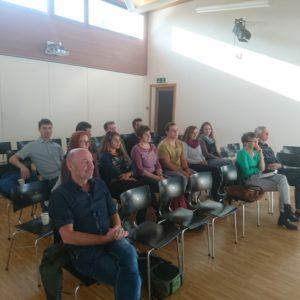 Der Rosenhügel besucht das HPZ Hagendorn in Zug